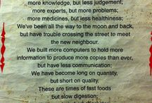 Philosophy/Life Lessons / by David Kay