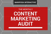 Content Marketing / copywriting and content for inbound marketing