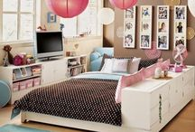 Teen rooms / by Kristin Thumstedter