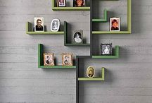 Family Tree / Family Trees are so interesting. The possibilities are endless, from family tree wall stickers to tree shelves to quilts... enjoy!