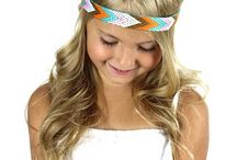 Baby, Girl & Adult Headwraps / by The Ritz Boutique