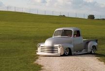 Trucks / by Harry Drabek