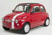 Cars - Fiat 500