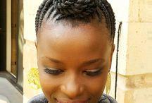 Flat Twists Hairstyles
