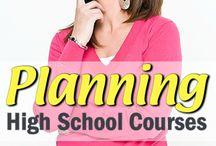 HS- High School / Homeschooling high school teens