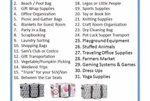 Thirty One ideas uses