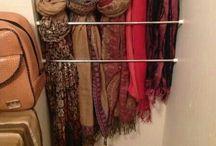 Organizando pañuelos