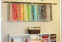 Organizing it all  / by American Felt and Craft