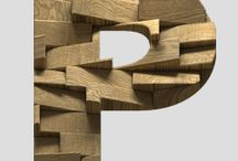 Letter P / representations of the letter P