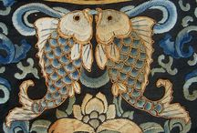 Textile Passion / Beautiful fabrics