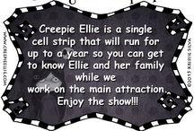 Creepie Ellie Comics / You might be creepie if...