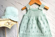 Baby cloths / Knitting