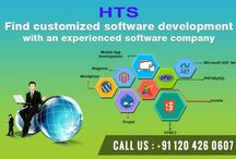 HTS Solutions : Contact Us at 0120-4509722 / HTS Solutions is a leading Software Development Company Based in Noida. Visit us now at F-307, Sec-63 Noida, 201301 (U.P)