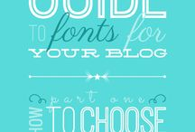 Blog / Blogging, interfaces, design, conceptualization, visual literacy and layouts. Blog trends. Blogging for beginners.