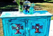 Furniture Ideas to try / by Star Bound Horses and Western Gifts