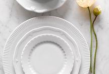 Eclectic Dinnerware