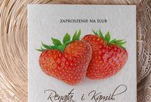 Owocowe Wesele / Owoce sezonowe jako motyw przewodni ślubu i wesela