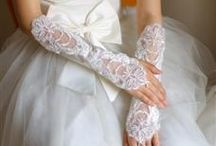 Wedding   -Gloves-
