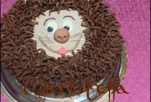 Torte decorate / Le mie torte