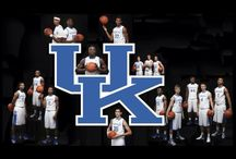 Kentucky Wildcats - Go Big Blue!!! / Who is a BIG fan of UK Wildcats!!!  Either basketball or football.