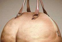 weird bags