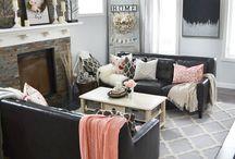new house livingroom