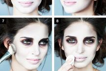 zombi smink