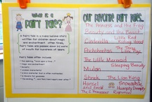 fairy tale unit / by Brittany Banister