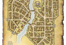 RPG - Mapas (Cidades)