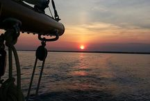 Sail Watch Hill, Fishers Island Sound / Sail Trim Again