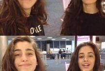 Camren / Lauren jauregui and Camila Cabello