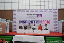 Inspiration 2016 in Bhubaneswar / As a media institute, one of our objectives is to raise awareness about #Film and #Media education and offer academic and career guidance to aspirants. #WWIInspiration has been conceptualised with the same objective. We were extremely happy to see enthusiastic and eager media aspirants at #WWIInspiration2016 in Bhubaneswar, India. Our sincere thanks to all the guests and participants, who made this event a success!