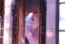 P.O.P / #Progettazione #grafica #stampa #decorazione #vetrofanie #pop