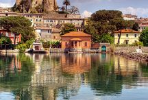 La vita e bella / Places to visit in Perugia, Umbria and Toscany