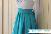 Upcycle clothing ideas