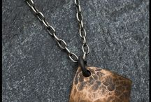 Wired Jewelry / Handmade jewelry ideas using copper and other metal wire / by Louise Vajdec