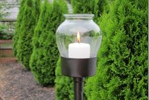 outdoor ideas / by Linda Gregory Buehnerkemper