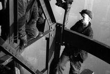 Vintage America worker  photos