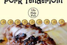 Primal - Pork recipes
