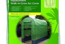 Plastic Greenhouse Replacement Cover Frost Cold Roll-Up Zipped Door Plant Seeds