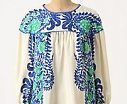 Ethnic blouses / by Isabel Arnaud