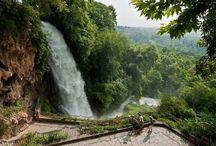 καταρράκτες waterfalls