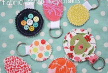 Great for scrap fabrics