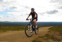 Mountain biking   Saariselkä / Mountain bikiing in Saariselkä  http://saariselka.com/en/activities/treklife/mountain-biking Maastopyöräily Saariselällä http://saariselka.com/aktiviteetit/treklife/maastopyoraily