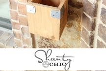 Projects For Barry / Ideas for Barry to make in his woodshop / by Stacy Makes Cents