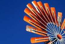ArancioneBlu /  Cromatismi ottici...NO PIN LIMITS-REPIN AT WILL!!!
