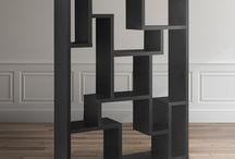 Jen Cirulli Shelves and Wall Dividers