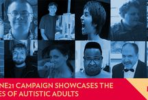 #Imagine21 Campaign / Madison House Autism Foundation's #Imagine21 campaign tells the stories and shares the artwork of autistic adults who show us their view of our world. The goal of the campaign is to raise money to expand housing, services, opportunities, and hope for adults on the autism spectrum.