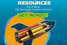 Back To Homeschool Top Resource Curriculum Sampler / Back To Homeschool Top Resource Curriculum Sampler - Freebies / by Homeschool.com