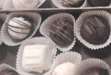 Chocolates  / Hand crafted chocolates and other confections. Old fashioned flavors at an everyman price. We think everyone should be able to indulge now and then. 322 W. 85th St. KCMO 64114 (816) 569-0278